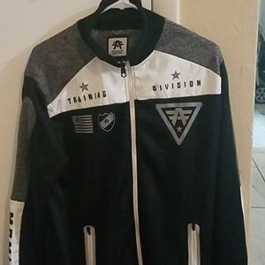 American Fighter zip up jacket